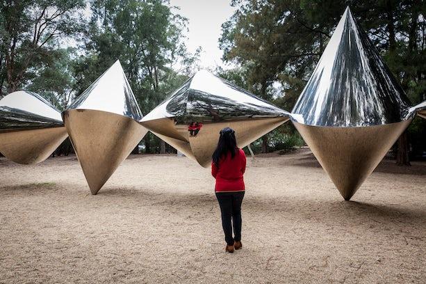 National Gallery of Australia Sculpture Garden