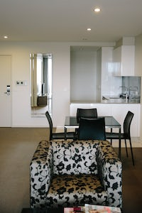 A picture of an apartment accommodation at Aria Hotel in Dickson