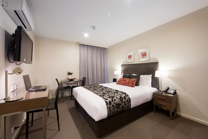 An image of accommodation at Aria Hotel in Canberra CBD