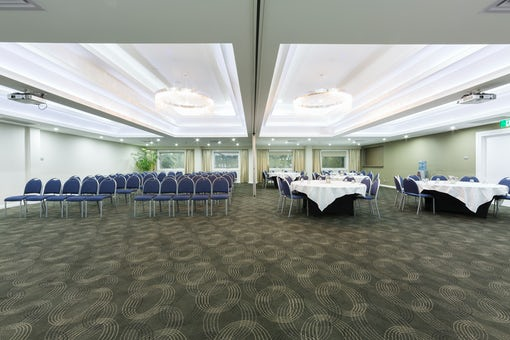 A picture of the event facilities located at Pavilion on Northbourne in Canberra