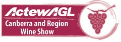 Canberra and Region Wine Show