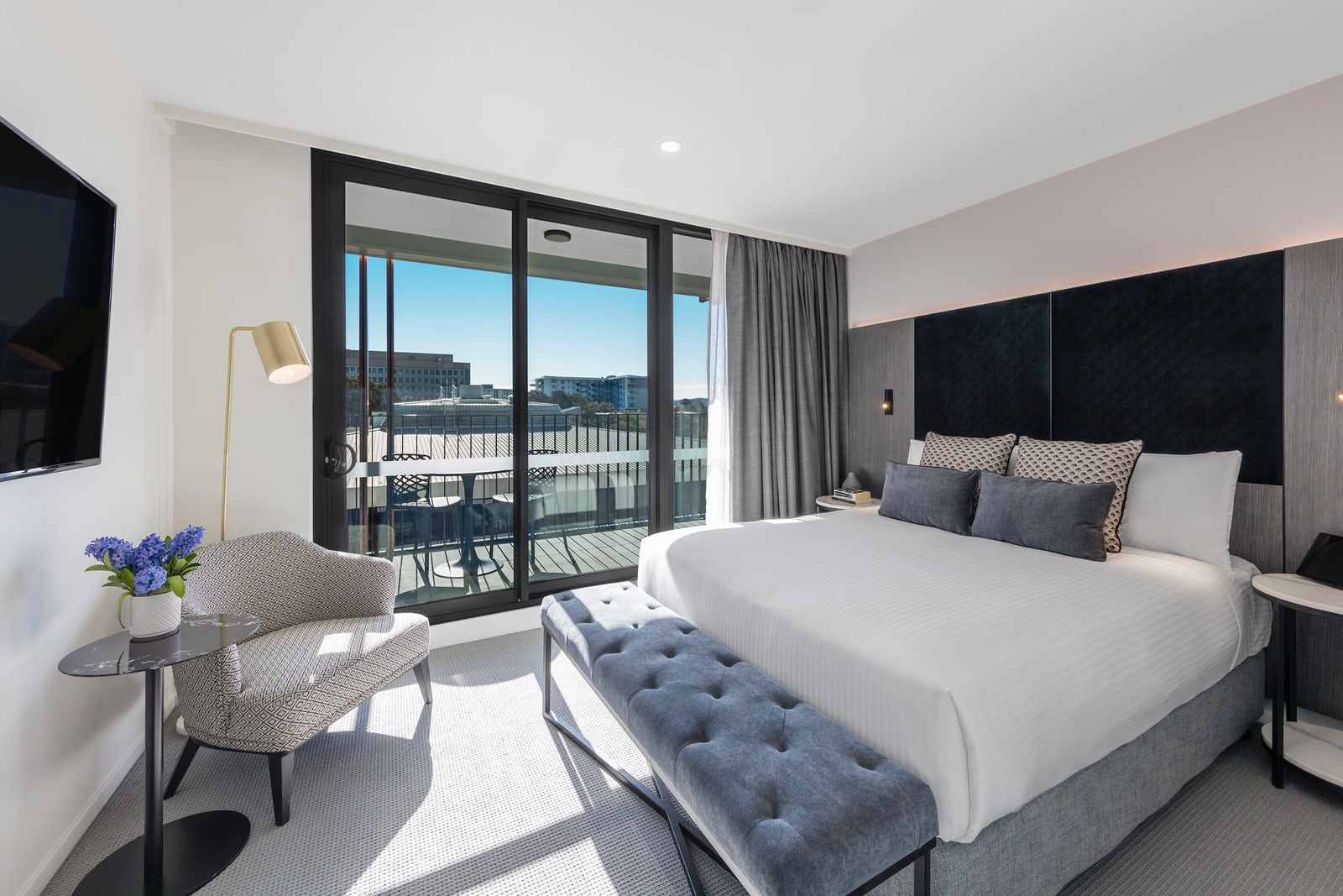 Two bedroom apartment at the Deco Hotel