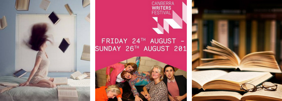 Canberra Writers Festival images