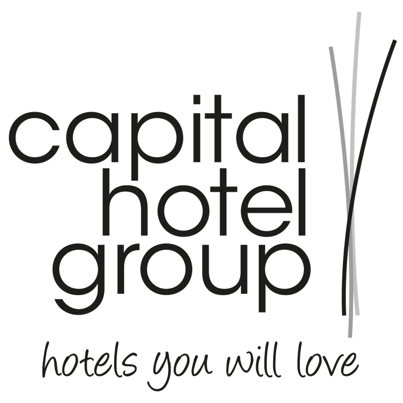 Caoital hotel Group Logo shade