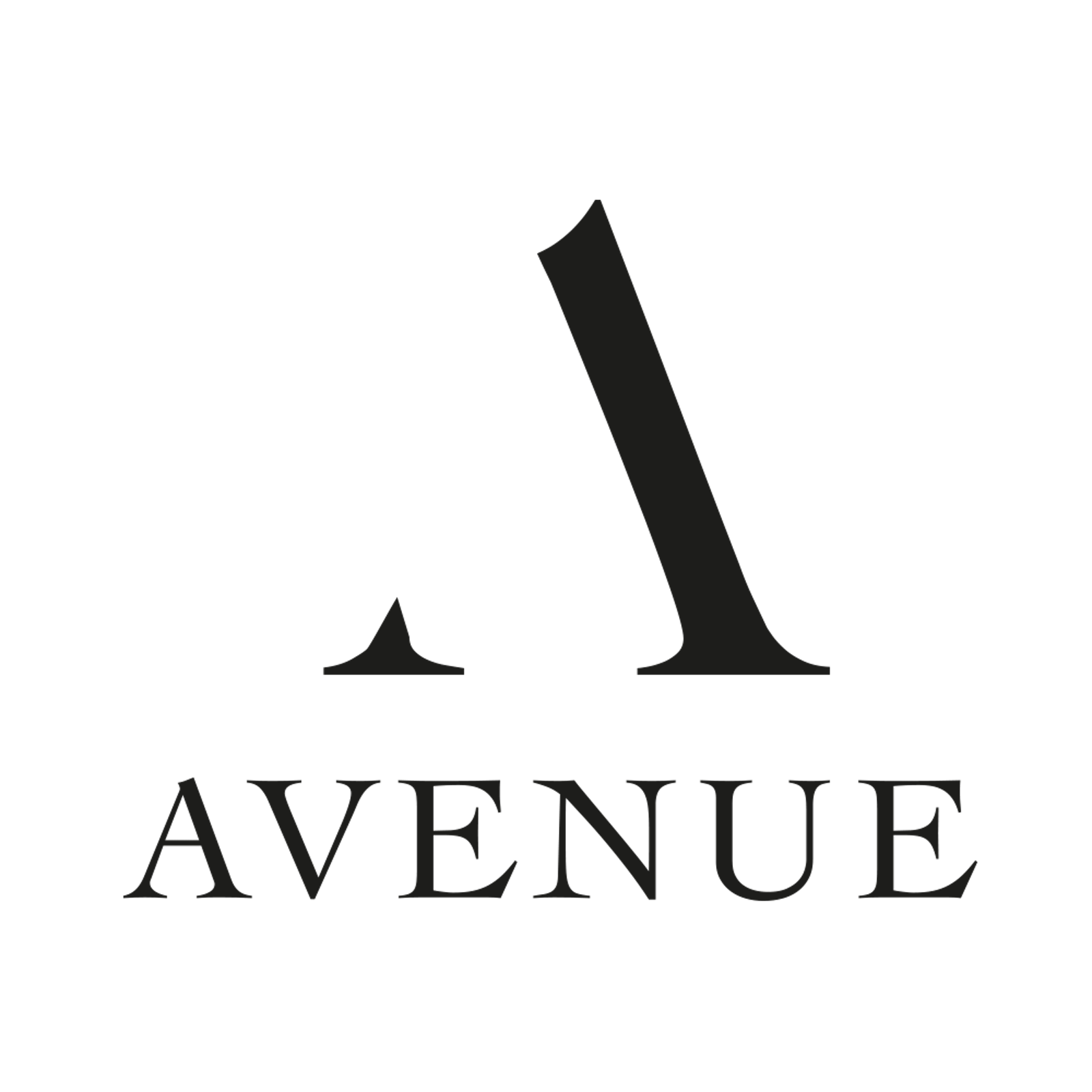 Avenue Logo Black